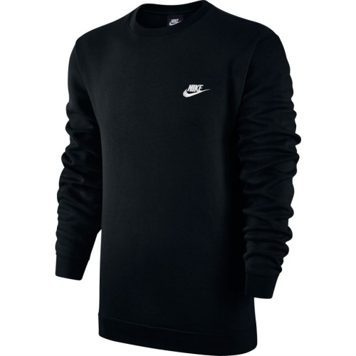 Nike Men's Sportswear Crew - BLACK