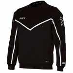 Mitre Men's Primero Sweat Top - BLACK/WHITE Mitre Men's Primero Sweat Top - BLACK/WHITE