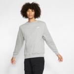 Nike Mens Sportswear Club Crew - DK GREY HEATHER Nike Mens Sportswear Club Crew - DK GREY HEATHER