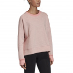 Adidas Womens Versatility Crew Sweatshirt - Glory Pink Adidas Womens Versatility Crew Sweatshirt - Glory Pink
