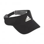 Adidas CLIMALITE VISOR - Black/Black/White Adidas CLIMALITE VISOR - Black/Black/White