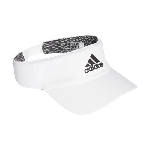 a78b2c4a0bf Adidas CLIMALITE VISOR - White White Black