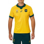 Asics Wallabies Replica Rugby World Cup Game Day Home Jersey - 2019 Asics Wallabies Replica Rugby World Cup Game Day Home Jersey - 2019