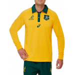 ASICS Wallabies Adults Traditional Long Sleeve Jersey - 2020/2021 ASICS Wallabies Adults Traditional Long Sleeve Jersey - 2020/2021