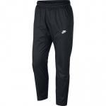 Nike Sportswear Men's Woven Track Pants - Black/White Nike Sportswear Men's Woven Track Pants - Black/White