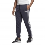 Adidas Men's Essentials 3-Stripes Tapered Pant - Legend Ink/White Adidas Men's Essentials 3-Stripes Tapered Pant - Legend Ink/White