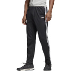 ADIDAS Men's Essentials 3-Stripes Tapered Open Hem Pants - Black/White - SEPTEMBER 2019 ADIDAS Men's Essentials 3-Stripes Tapered Open Hem Pants - Black/White - SEPTEMBER 2019