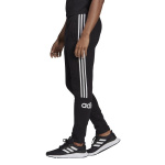 Adidas Men's 3-Stripes Jogging Pant - BLACK/WHITE - SEPTEMBER 2019 Adidas Men's 3-Stripes Jogging Pant - BLACK/WHITE - SEPTEMBER 2019