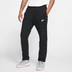 Nike Mens Sportswear Club Fleece Pant - BLACK Nike Mens Sportswear Club Fleece Pant - BLACK