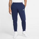 Nike Mens Sportswear Club Fleece Jogger - MIDNIGHT NAVY Nike Mens Sportswear Club Fleece Jogger - MIDNIGHT NAVY