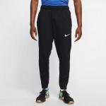 Nike Mens Dri-Fit Fleece Pant - BLACK Nike Mens Dri-Fit Fleece Pant - BLACK