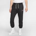 Nike Mens Sportswear Heritage Pant - BLACK/HTR/SAIL Nike Mens Sportswear Heritage Pant - BLACK/HTR/SAIL