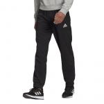 Adidas Mens Essentials Stanford Tapered Cuff Pant - BLACK Adidas Mens Essentials Stanford Tapered Cuff Pant - BLACK