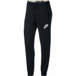 Nike Women's Sportswear Rally Pant - BLACK/BLACK/WHITE Nike Women's Sportswear Rally Pant - BLACK/BLACK/WHITE