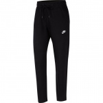 Nike Womens Sportswear Club Open-Hem Pant - BLACK Nike Womens Sportswear Club Open-Hem Pant - BLACK
