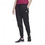 Adidas Womens Stacked Logo Fleece Pant - Black Adidas Womens Stacked Logo Fleece Pant - Black
