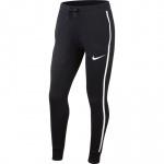 Nike Girls Sportswear Jersey Pant - BLACK/WHITE Nike Girls Sportswear Jersey Pant - BLACK/WHITE
