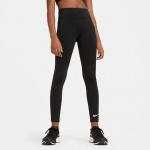 Nike Girls One Tight - Black/White Nike Girls One Tight - Black/White