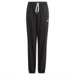 Adidas Boys Essentials Stanford Pant - Black/White Adidas Boys Essentials Stanford Pant - Black/White