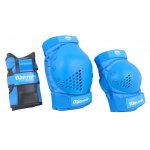 Adrenalin YOUTH Skate Protection - BLUE