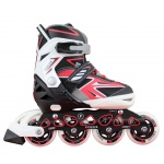 Blade X Focus Easy Adjust Senior & Junior Inline Skates - RED Blade X Focus Easy Adjust Senior & Junior Inline Skates - RED