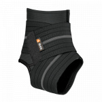 Shock Doctor Ankle Sleeve with Compression Wrap Support Shock Doctor Ankle Sleeve with Compression Wrap Support