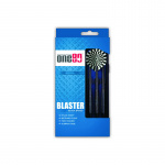 One80 Blaster Black Chromed Darts One80 Blaster Black Chromed Darts