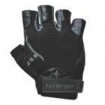 Harbinger Pro Weight Training Gloves - BLACK Harbinger Pro Weight Training Gloves - BLACK
