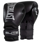 Everlast Contender Elite Boxing Gloves - BLACK/BLACK Everlast Contender Elite Boxing Gloves - BLACK/BLACK