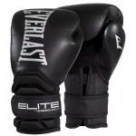 Everlast Contender Elite Boxing Gloves - BLACK/BLACK Everlast Contender Elite Boxing Gloves - BLACK/BLACK