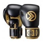 ONWARD SABRE Boxing Gloves - BLACK/GOLD ONWARD SABRE Boxing Gloves - BLACK/GOLD