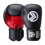 ONWARD FUEL Boxing Gloves - BLACK/RED ONWARD FUEL Boxing Gloves - BLACK/RED