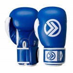 ONWARD Colt Boxing Gloves - BLUE/WHITE ONWARD Colt Boxing Gloves - BLUE/WHITE