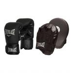 EVERLAST TEMPO Glove & Mitt Combo - BLACK EVERLAST TEMPO Glove & Mitt Combo - BLACK