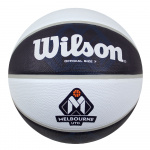 Wilson NBL Melbourne United Team Basketball Wilson NBL Melbourne United Team Basketball