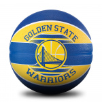 Spalding NBA Golden State Warriors Team Series Basketball Spalding NBA Golden State Warriors Team Series Basketball