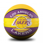 Spalding NBA LA Lakers Team Series Basketball Spalding NBA LA Lakers Team Series Basketball