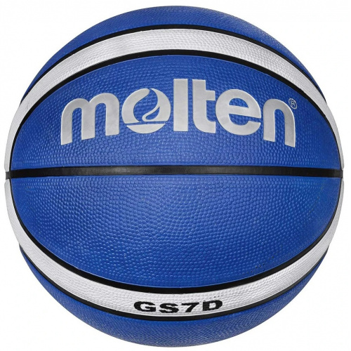 Molten GSX Basketball - Blue/White
