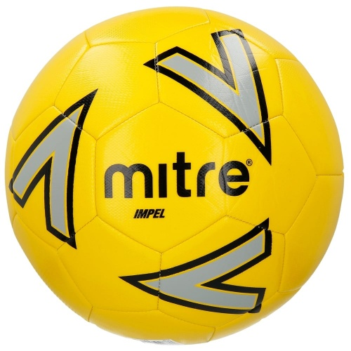 Mitre Impel Training Soccer Ball Yellow Sportsmart Melbourne S Largest Sports Warehouses