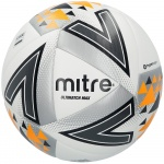 Mitre Ultimatch Max Hyperseam Soccer Ball Mitre Ultimatch Max Hyperseam Soccer Ball