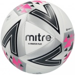 Mitre Ultimatch Plus Hyperseam Soccer Ball - WHITE Mitre Ultimatch Plus Hyperseam Soccer Ball - WHITE