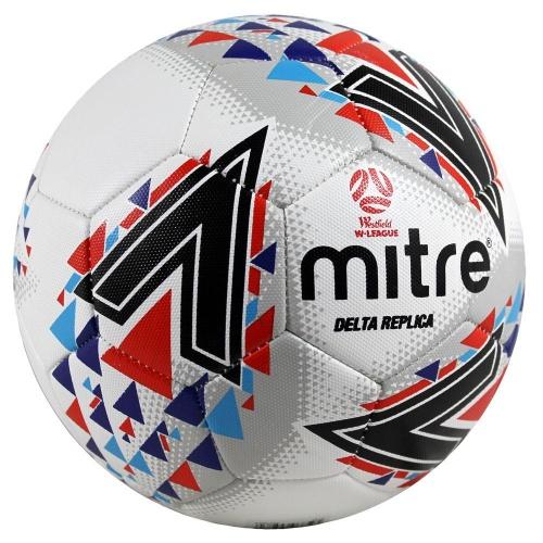 the latest a76a2 b61a6 Mitre Delta Replica W-League Soccer Ball - 2018/2019