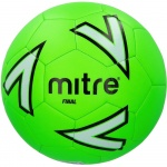 Mitre Final Soccer Ball - GREEN Mitre Final Soccer Ball - GREEN
