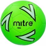 Mitre Final Soccer Ball - GREEN Mitre Final Soccer Ball - GREEN