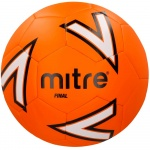 Mitre Final Soccer Ball - ORANGE Mitre Final Soccer Ball - ORANGE