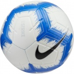 Nike Strike Soccer Ball - WHITE/RACER BLUE/BLACK Nike Strike Soccer Ball - WHITE/RACER BLUE/BLACK