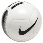 Nike Pitch Team Soccer Ball - WHITE/BLACK Nike Pitch Team Soccer Ball - WHITE/BLACK