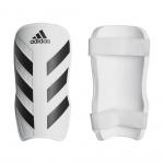 Adidas Everlite Shinguards - WHITE/BLACK Adidas Everlite Shinguards - WHITE/BLACK