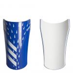 Adidas Predator Club Shin Guards - Team Royal Blue/White Adidas Predator Club Shin Guards - Team Royal Blue/White