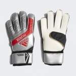 Adidas Predator Top Training Fingersave Goalkeeper Gloves - SILVER MET./BLACK Adidas Predator Top Training Fingersave Goalkeeper Gloves - SILVER MET./BLACK